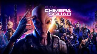 Постер XCOM: Chimera Squad